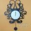 นาฬิกาติดผนังตกแต่งบ้าน Modern รุ่นไก่ฟ้าคู่ HT0221 thumbnail 1