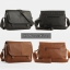 LT11-Black กระเป๋าสะพายข้าง หนัง PU สีดำ thumbnail 12
