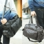 LT23 กระเป๋าสะพายข้าง หนัง PU สีดำ thumbnail 13