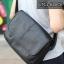 LT11-Black กระเป๋าสะพายข้าง หนัง PU สีดำ thumbnail 4