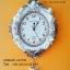 นาฬิกาติดผนัง Vintage สไตล์โรมัน ประดับด้วยดอกกุหลาบและคิวปิด thumbnail 1