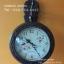 นาฬิกาแขวนผนังแนววินเทจ ดูเวลาได้ 2 หน้า สีน้ำตาล รุ่น HT0159 thumbnail 2