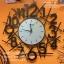 นาฬิกาแขวนผนังคลาสสิค ตัวเลขใหญ่เป้ง สไตล์โมเดิร์น thumbnail 1