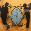 นาฬิกาติดผนังนักดนตรีคลาสสิค SETTLER thumbnail 1