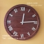 นาฬิกาแขวนผนัง Modern รุ่น Roman D ขนาด 50 เซนติเมตร thumbnail 1