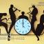 นาฬิกาติดผนัง ชุดวงดนตรีคลาสสิค ของตกแต่งบ้านเก๋ๆ thumbnail 1