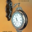 นาฬิกาแขวนสวยๆติดผนัง ทำจากไม้ มีหน้าปัด 2 หน้า thumbnail 4