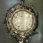 นาฬิกาติดผนังดีไซน์สวยหรู รูปนกยูงทอง H169-KY thumbnail 1