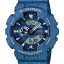 Casio G-Shock Limited Denim Color series รุ่น GA-110DC-2A thumbnail 1