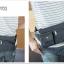 NY02 กระเป๋าคาดอก กระเป๋าคาดเอว ผ้าไนลอนลายพราง สีกรมท่า thumbnail 3