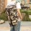 TR03 กระเป๋าเป้เดินทาง ผู้ชาย ลายพรางทหาร MO&Y thumbnail 10