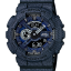 Casio G-Shock Limited Denim Color series รุ่น GA-110DC-1A thumbnail 1
