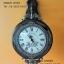 นาฬิกาแขวนสวยๆติดผนัง ทำจากไม้ มีหน้าปัด 2 หน้า thumbnail 1