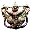 พญาครุฑ รุ่น 3 หลวงปู่ผาด วัดไร่ จ.อ่างทอง พญาครุฑ รุ่น 3 พิธีเสาร์ห้า (นวะโลหะ) ปี 54 หลวงปู่ผาด วัดไร่ จ.อ่างทอง พิธีเสาร์ห้า หลวงปู่ผาดปลุกเสกอธิษฐานจิตเดี่ยว หลวงปู่ผาด วัดไร่ จ.อ่างทอง ท่านเป็นพระดี มีพุทธคุณ เกื้อหนุนชีวิต พญาครุฑ มหาอำนาจ เจริญก้าว