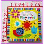 Usborne : Baby's very first touchy-feely Play Book