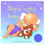 Usborne : Night night, baby - Snuggletime Rhymes