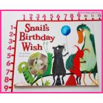 Snail's Birthday Wish