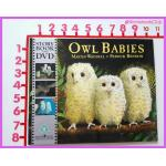 Owl Babies - Story Book and DVD