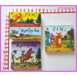 Two Best Selling Books by Julia Donaldson & Axel Scheffler : ZOG / The Highway Rat