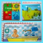 I Love Colours - Big Lift the Flap Book [Board Book]