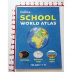 Collins : SCHOOL WORLD ATLAS