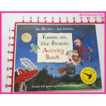 Room on the Broom : Activity Book