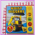 Noisy Diggers (4 Mega Sounds) : My 1st JCB