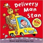 Delivery man stan : with BIG fold-out pages