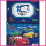 RACE FOR THE CUP! Write & Draw : Cars 2
