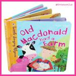 Old Macdonald Had a Farm - Little Singing Rhymes (Boardbook)