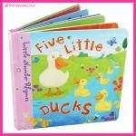 Five Little Ducks - Little Number Rhymes