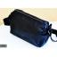 LT15 กระเป๋าสะพายข้าง หนัง PU สีดำ thumbnail 7