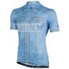 **สินค้าพรีออเดอร์** New!! เสื้อปั่นจักรยานแขนสั้น ลายยีนส์ Levi
