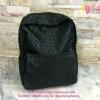 Issey backpack สีดำ งานHIEND