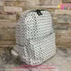 Issey backpack สีขาว งานHIEND