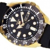 SEIKO 5 Sport Submarine Gold Black SRP608K