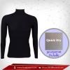 เสื้อรัดกล้ามเนื้อ รุ่นQuick Dryมีรูระบายอากาศ สี ดำ