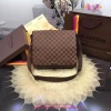 Louis vuitton Damier Brooklyn MM งานHiend