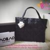 Issey Miyake Shopping bag สีดำด้านงานHiend