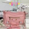 Balenciaga bag 2015 รุ่นใหม่ชนShop สีชมพูอ่อน