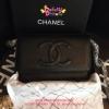 Chanel WOC BAG สีดำ หนังคาร์เวียร์