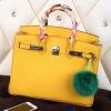 HERMES BIRKIN 35 สีเหลือง