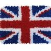 พรมเช็ดเท้า แฟนซี ลาย ธงอังกฤษ M