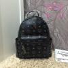 MCM backpack สีดำ งานHiend 1:1