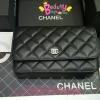 Chanel woc Cavier Leather งานTOP MIRRORเกาหลีระดับHiend