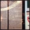 5 สิ่งที่ควรรู้ในการเลือกของขวัญ จากนิตยสาร Marie Claire ใช่ข้อสุดท้ายเลยค่ะ ^^