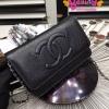 Chanel WOC BAG สีดำ หนังคาเวียร์ งานTOP MIRRORเกาหลีระดับHiend