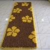 ดอกรักสีน้ำตาล 60*168 cm