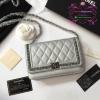 Chanel woc สีขาว งานHiend