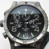 นาฬิกา NIXON Men Chronograph Chronograph Black Dails Watch A486632 48-20